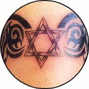 Kosher Tatts? No but ...