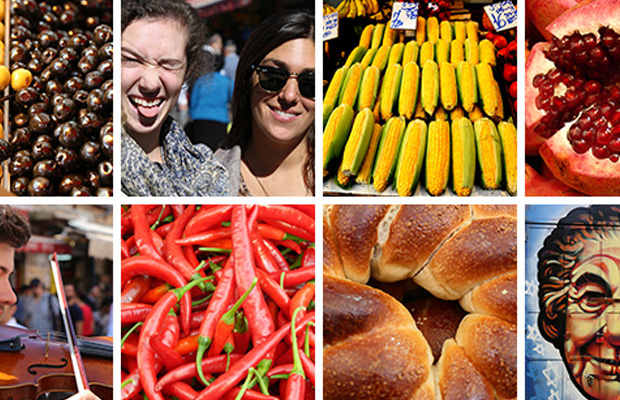 The Shuk has something for everyone