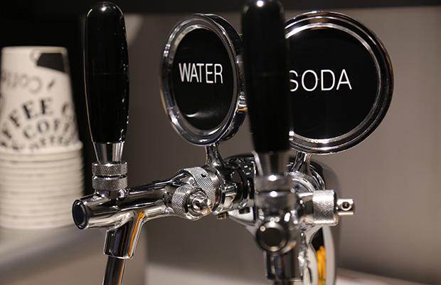 24 hour Coffee / Soda / Water Bar