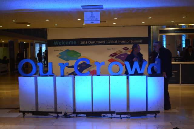 OurCrowd 2018: Jerusalem's High Tech World Parties