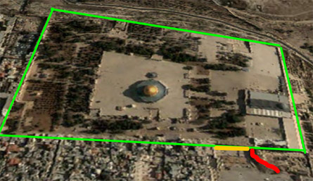 Understanding a little of the Temple Mount Controversy - Jewlicious ...