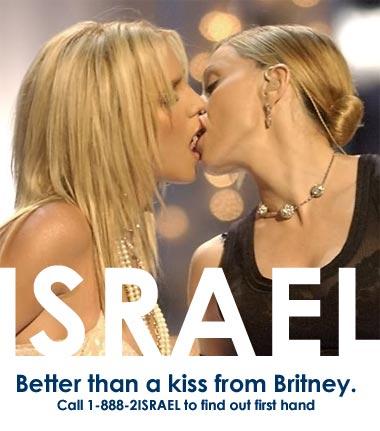 Visit Israel. See Jews.