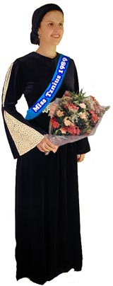 Miss Tznius 89