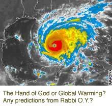 God or Global Warming or Both?
