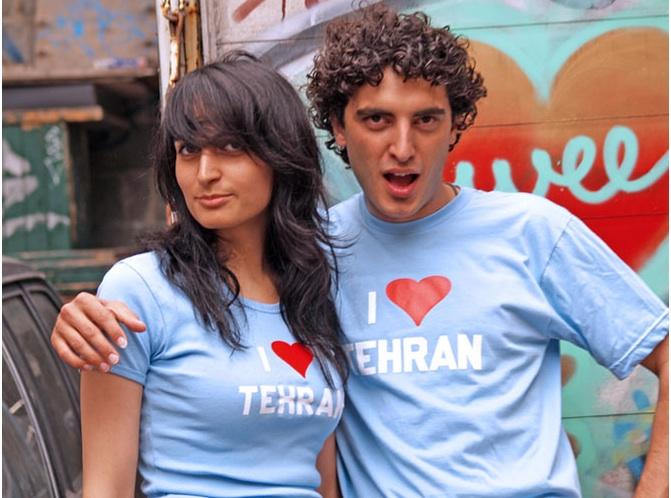 Tehran's new generation lives in Toronto.
