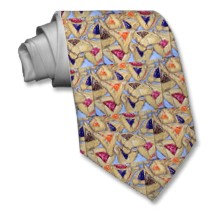 I like my ties with poppy seeds (zazzle.com)