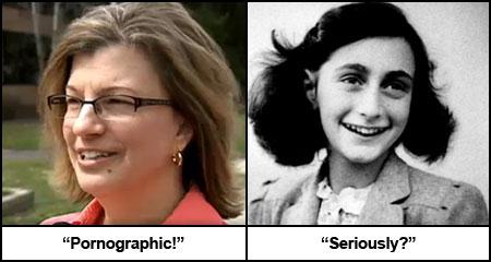Anne Frank Porn?