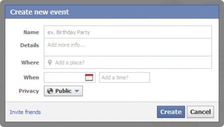 Sometimes a Program Just Needs to Be Created on Facebook