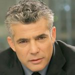 Israel's Minister of Finance Yair Lapid