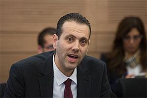 Likud MK Miki Zohar