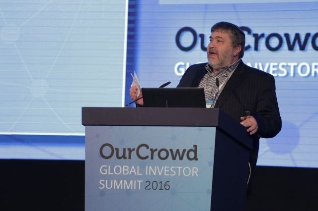 OurCrowd Founder Jon Medved
