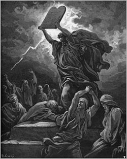 Moses and the Word of God